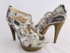 Dámske sandále 81680 sivá