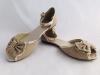Dámske sandále XW9068 khaki