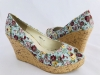 Dámske sandále CH8855-33 bledo-modrá