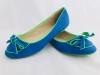 Dámske balerínky GH108 modrá