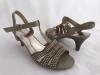 Dámske sandále 2003 khaki