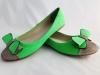 Dámske balerínky 6183 zelená