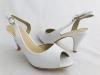 Dámske sandále YS-8539 biela