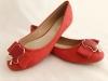 Dámske balerínky 6092 červená