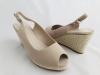 Dámske sandále 5781-KL béžová