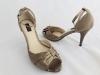 Dámske sandále 168-18 bronzová