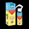 Pleťové liehové tonikum Repellens. Odpudzuje lietajúci a lezúci hmyz. Objem: 100 ml