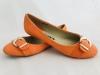 Dámske balerínky 888-80 oranžová