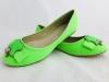 Dámske balerínky 6092 zelená