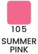 Sirael Cosmetics - Velvet – dlhotrvajúci rúž-105- Summer Pink