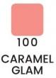 VZORKA Velvet – dlhotrvajúci rúž-100- Caramel Glam