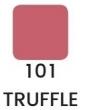 VZORKA Velvet – dlhotrvajúci rúž-101- Truffle