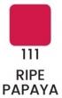 VZORKA Velvet – dlhotrvajúci rúž-111- Ripe Papaya