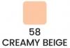 Púder Color Focus-58-creamy beige  12g