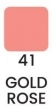 VZORKA Joli Color tekutý matný lesk na pery- 41- Gold Rose