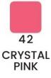 VZORKA Joli Color tekutý matný lesk na pery- 42- Crystal Pink