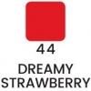 VZORKA Joli Color tekutý matný lesk na pery-44- Dreamy Strawberry