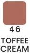 VZORKA Joli Color tekutý matný lesk na pery-46- Toffee Cream