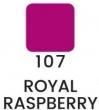 VZORKA Joli Color - dlhotrvajúci lesklý rúž -107- Royal Raspberry