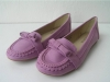 Dámske balerínky CLS29-002 fialová